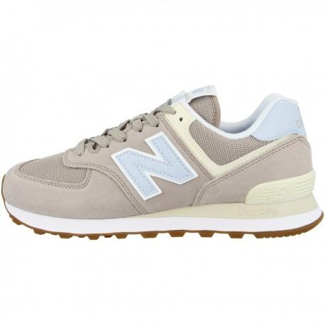 271ff0af24 NEW BALANCE WL 574 scarpe palestra passeggio ginnastica donna