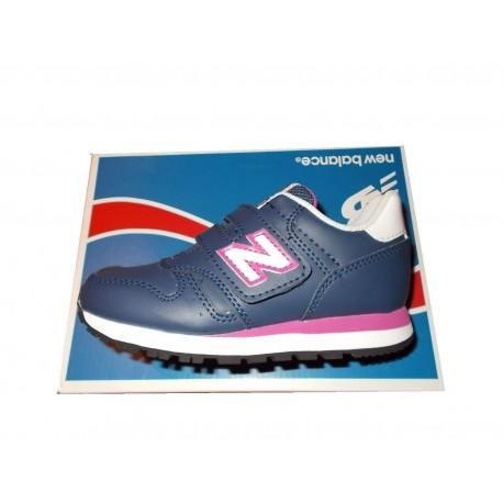 NEW BALANCE 373-420 bambina scarpe passeggio casual sneakers