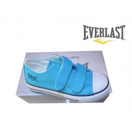 Everlast Casual Passeggio Turchese Scarpe Bambinoa Sneakers W2E9DHI