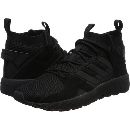 adidas Questarstrike Mid  scarpe ragazzo/a ginnastica sneakers tempo libero