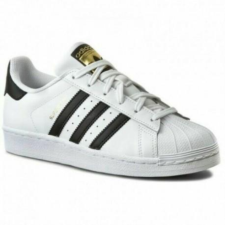 adidas superstar scarpe tennis ginnastica passeggio unisex
